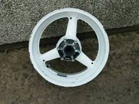 Yamaha R1 Rear Wheel