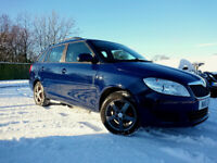 Skoda, FABIA, Estate 1.6 TDI Fresh MOT, Only 2 Owners, excellent condition