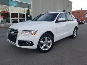 2015 Audi Q5 2.0T KOMFORT NO ACCIDENTS