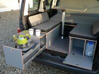 mini camper conversion unit, caddy,berlingo,partner etc.