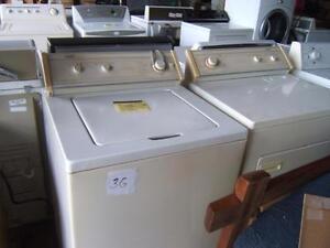 ensemble (3G) laveuse/sécheuse