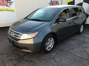 2011 Honda Odyssey LX, Automatic, Third Row Seating, 64, 000km