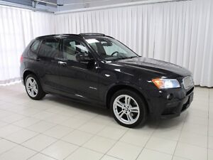 2014 BMW X3 35i x-DRIVE M SPORT PACKAGE w/ PREMIUM, EXECUTIVE