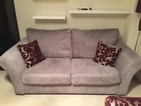 3 Seater Sofa, 2 Seater Sofa and a Chair