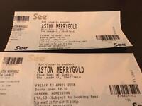 Aston Merrygold concert tickets
