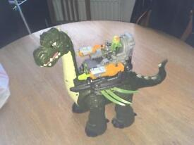 Imaginext Walking Dinosaur with action & sound