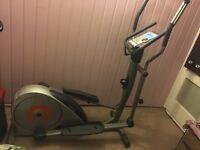 York diamond x301 elliptical cross trainer
