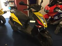 Kymco Agility rs 50cc learner legal