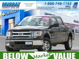 2013 Ford F-150 XLT  **new tires! new brakes!**