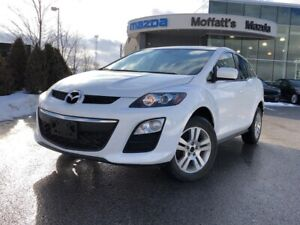 2012 Mazda CX-7 GX GX FWD LEATHER, SUNROOF, HEATED SEATS, BLU...