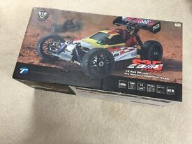 Nitro remote car boxed full working order