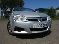 09 VAUXHALL TIGRA AIR-1.4 CONVERTIBLE,MOT MAY 019,2 OWNERS,FULL HISTORY,POWER-HOOD,STUNNING EXAMPLE