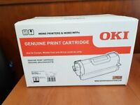 OKI B721/B731 18,000pages Black Toner Cartridge