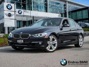 2013 BMW 335i xDrive Sedan Luxury Line
