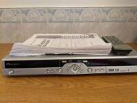 Pioneer DVR-433H-S DVD Recorder