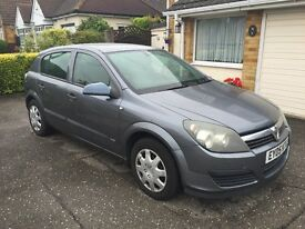 VAUXHALL ASTRA 1.8, SPORT, GREY, 5DR, AUTO