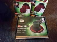 Parkside air sander press 150 A1