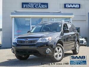 2009 Subaru Forester 5 speed Manual Panoramic Sunroof