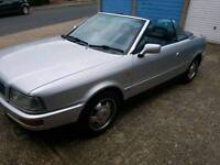 Audi cabriolet 80 convertable swap or offers