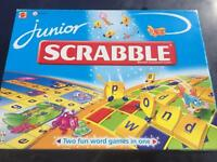 Junior scrabble as new