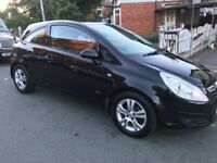 Corsa 1.2 active 1 OWNER CAR FROM NEW! Only 59k not Clio ford polo micra Honda peugoet