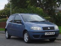 Fiat Punto 1.2 8v Active 3dr£599 p/x welcome 12 MONTHS MOT,LOW TAX & INSURE