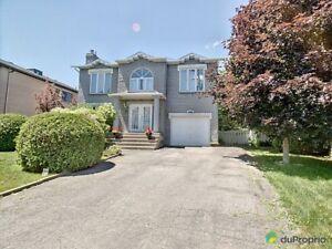 515 000$ - Maison 2 étages à vendre à Ste-Dorothée