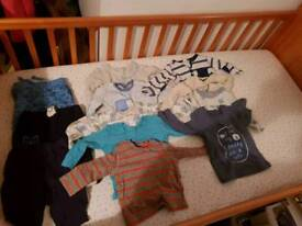 3-6 months bundle some new, price negotiable