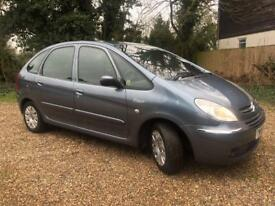 EXCELLENT CHEAP 2006 CITROEN PICASSO MANUAL 1.6 - 1 YEARS MOT & SERVICE HISTORY - 2 OWNERS