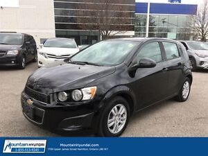 2012 Chevrolet Sonic LS - 71,000 KMS!!!!