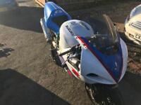 K3 gsxr 600 trackbike with v5
