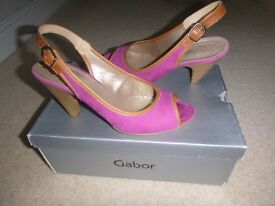 Gabor Pink Shoes