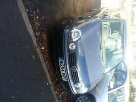Volkswagan polo 1.2 spares or repairs