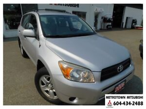 2006 Toyota RAV4 Base 4x4; Local BC vehicle!