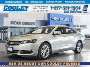 2014 Chevrolet Impala 2LT/ Dual Zone Climate/ Remote Start/ Rear