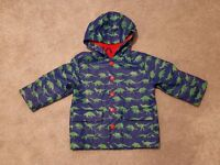 Toby Tiger Dinosaur Coat