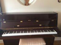 Steinbach Piano With Storage Stool