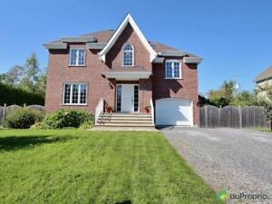 409 000$ - Maison 2 étages à vendre à Coteau-Du-Lac