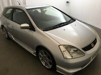 Honda Civic Type R EP3 Only 98K, Full Service History, drives spot on
