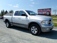 2011 Ram 1500 OUTDOORSMAN!! 4X4!! CERTIFIED!!