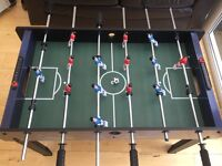 Standing Football table