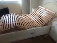 Motorised bed