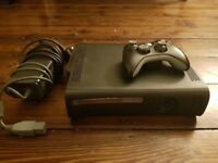Xbox 360 Elite 120gb Console with Wireless controller