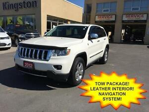 2012 Jeep Grand Cherokee Kingston Kingston Area image 1