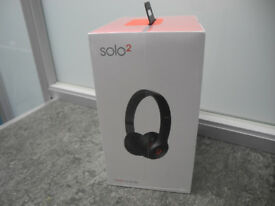 Beats Solo 2 On-Ear Headphones Red **New**