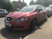 Seat Leon 1.9 tdi Ecomotive - 2009 - new shape - Drives good - not focus megane skoda golf bmw audi