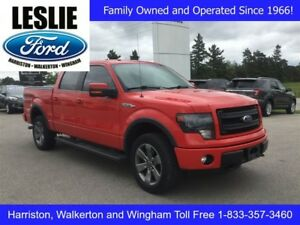 2014 Ford F-150 FX4 | Luxury | 4X4 | One Owner | Bed Liner