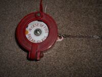Tangent P193 antique cast iron fire call point for sale.