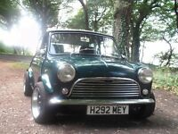 rover mini cooper /carb model classic mini