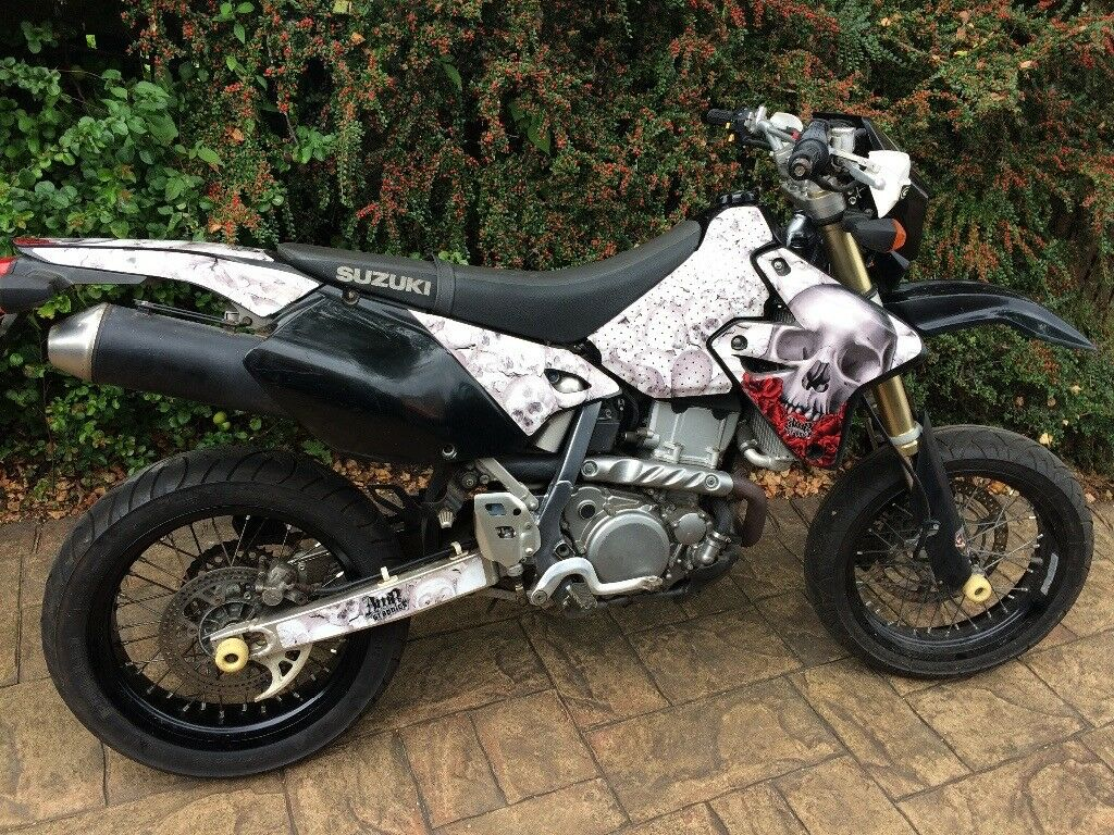 suzuki drz 400 sm in tranent east lothian gumtree. Black Bedroom Furniture Sets. Home Design Ideas